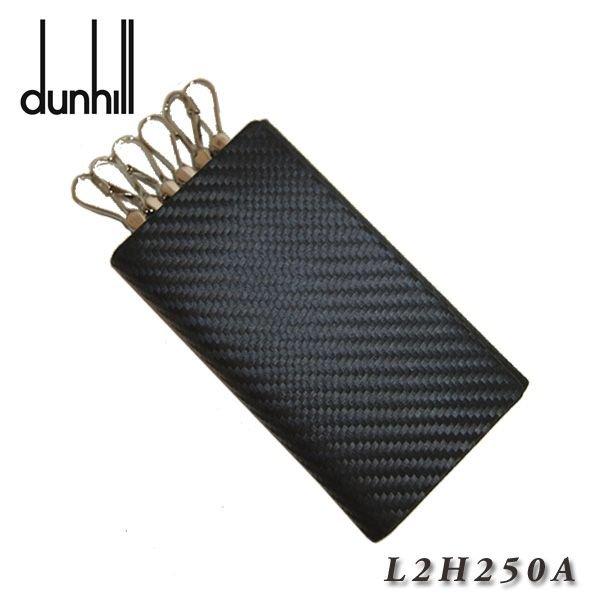 『セール ポイント5倍』ダンヒル dunhill【CHASSIS シャーシ】 6連キーケース BLACK ブラック L2H250A【コンビニ受取】 【ロッカー受取】 【国際配送】
