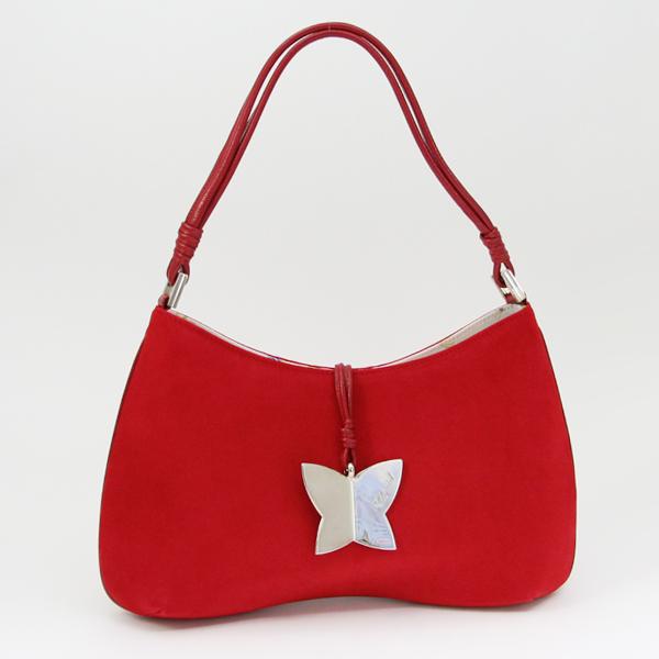『セール SALE』ショパール CHOPARD【Bag Butterflies M】 ショルダーバッグRED (レッド)95/7010 95000-0044【送料無料】 【あす楽対応】【コンビニ受取】 【ロッカー受取】 【国際配送】
