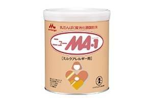 医薬品、日用品のベストHBI ニューMA-1 大缶 800g×8個セット 【1ケース】(4902720119504-8)