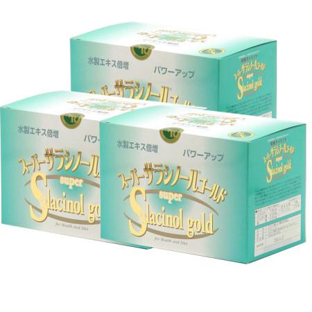スーパーサラシノールゴールド 90包 【3個セット】(4994813004064-3)