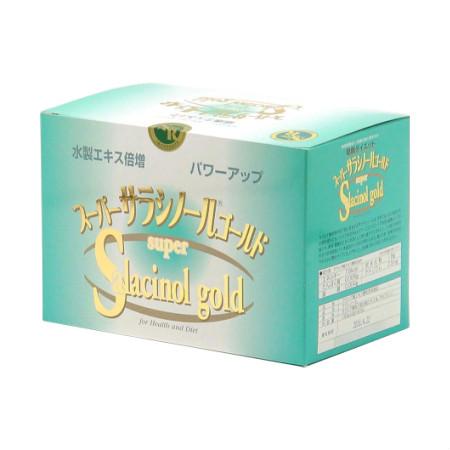 スーパーサラシノールゴールド顆粒(スティックタイプ)90包(4994813004064)