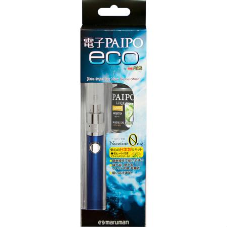 【送料無料】 電子PAIPO eco ブルー 【8個セット】【メール便】【お取り寄せ】(4957669863643-8)