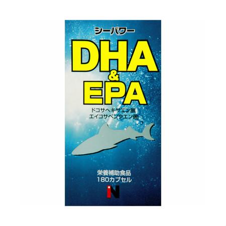 タモン シーパワーDHA&EPA(450mg×180カプセル) 【4個セット】【お取り寄せ】(4987656130052-4)