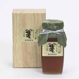 藤原養蜂場 日本蜜蜂の蜂蜜 たれみつ(550g)ギフト【20P30May15】 キャッシュレス ポイント還元