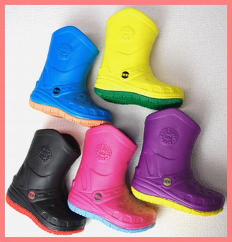 Popular re re re re re re as often as not in stock ★ 13.5cm-23.5cm rubber-weight kids rain boots rain shoes boots kids kids / junior kindergarten and school, rain and snow response