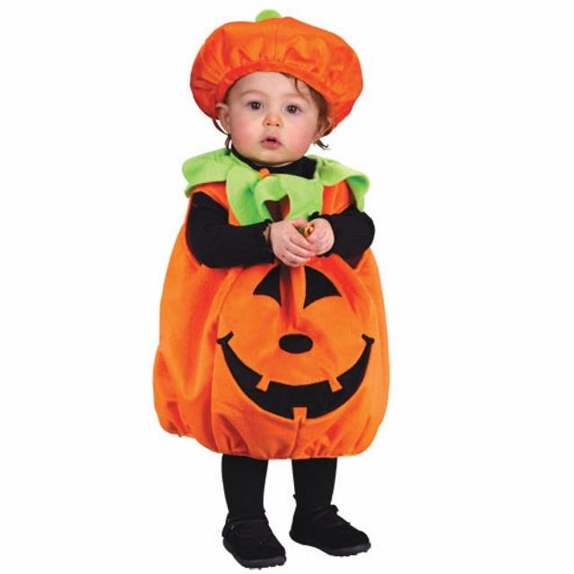 【0歳〜1歳】写真に残したい!赤ちゃん用ハロウィンのコスプレは?