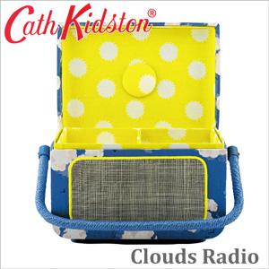 Cath kidston genuine sewing box sewing basket sewing box radio sewing box Cath Kidson Kingswood Rose Radio Sewing Basket