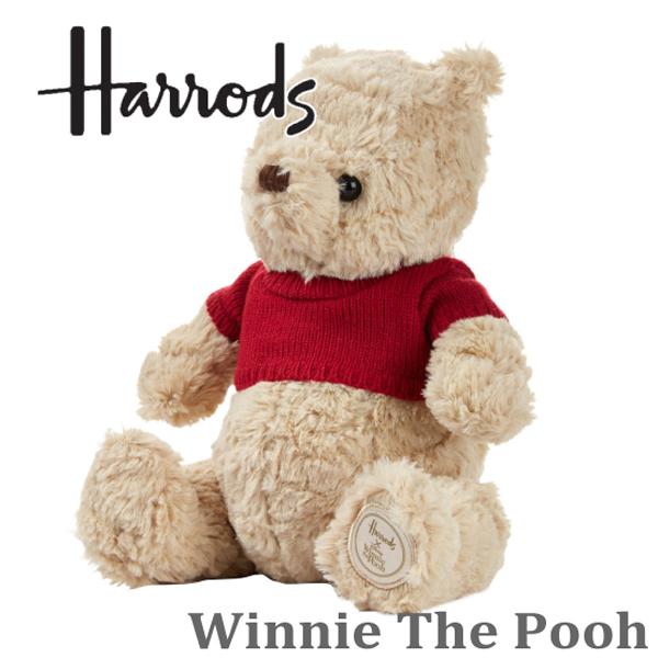 【2018新作】【本州】ハロッズ正規品,Winnie The Pooh,ぬいぐるみ,くまのプー,くまのプーさん,映画,プーと大人になった僕