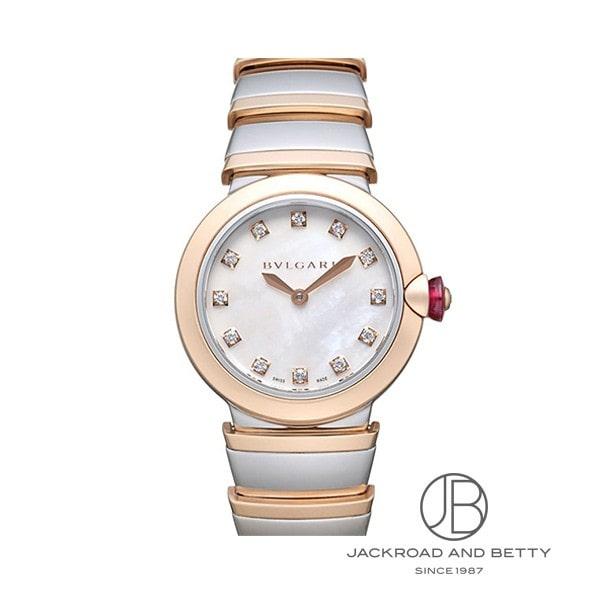 ブルガリ BVLGARI ルチェア 102194 新品 時計 レディース