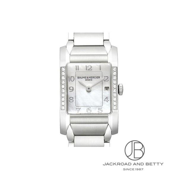 ボーム&メルシェ BAUME&MERCIER ハンプトン M0A10051 新品 時計 レディース