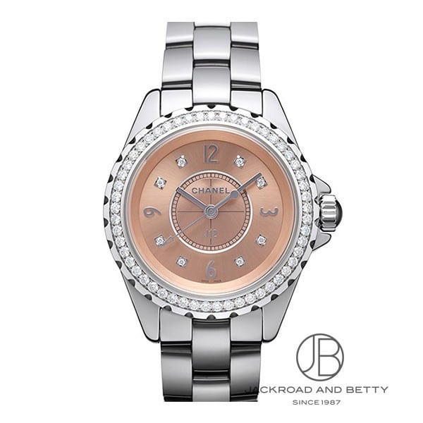 シャネル CHANEL J12 クロマティック H2563 新品 時計 レディース