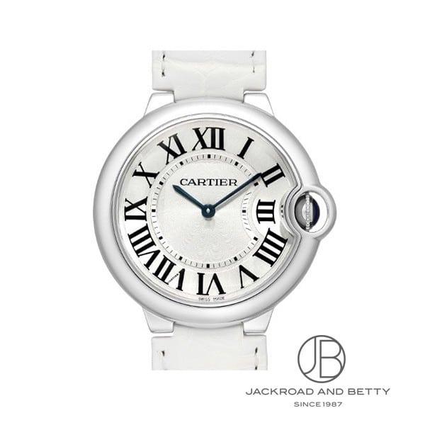 カルティエ CARTIER バロンブルー36mm W6920087 【新品】 時計 レディース