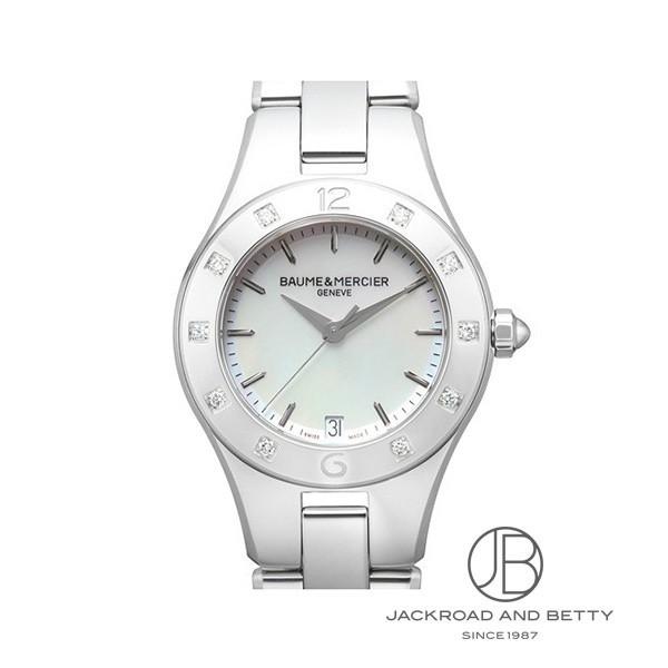 ボーム&メルシェ BAUME&MERCIER リネア M0A10071 新品 時計 レディース