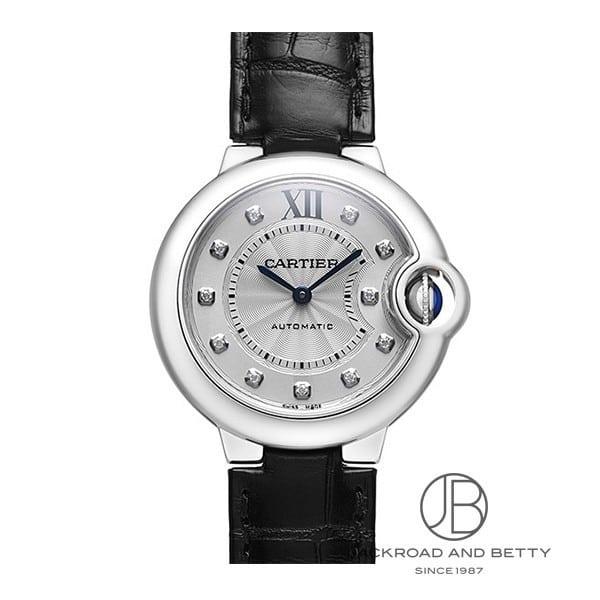 カルティエ CARTIER バロンブルー33mm W4BB0009 新品 時計 レディース