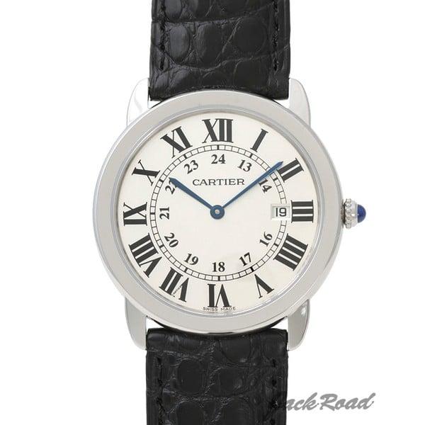 カルティエ CARTIER ロンドソロ W6700255 新品 時計 男女兼用