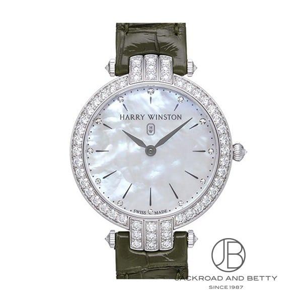 ハリー・ウィンストン HARRY WINSTON プルミエール PRNQHM36WW016 新品 時計 レディース