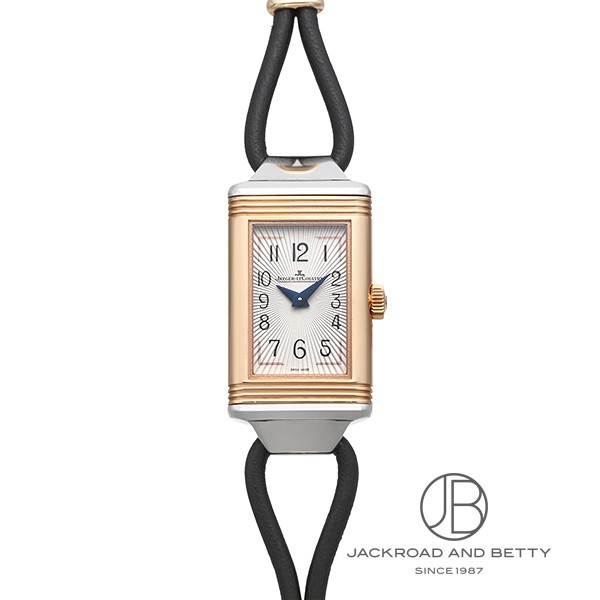 ジャガー・ルクルト JAEGER LE COULTRE レベルソ・ワン・コルネド Q3264520 新品 時計 レディース