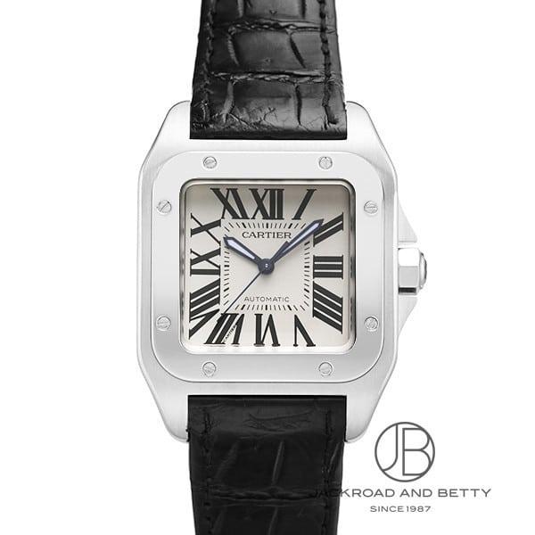 カルティエ CARTIER サントス100 MMサイズ W20106X8 新品 時計 ボーイズ