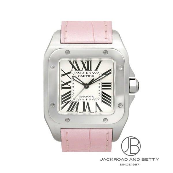 カルティエ CARTIER サントス100 W20126X8 新品 時計 ボーイズ