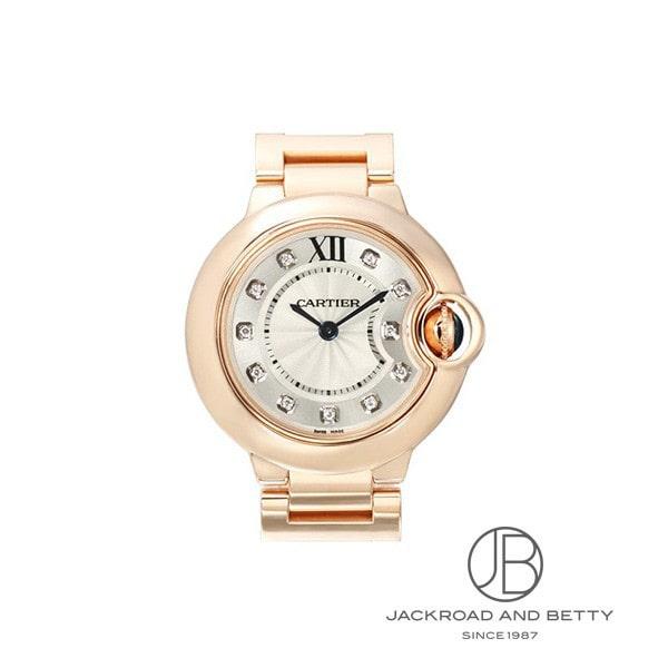 カルティエ CARTIER バロンブルー WE902025 新品 時計 レディース
