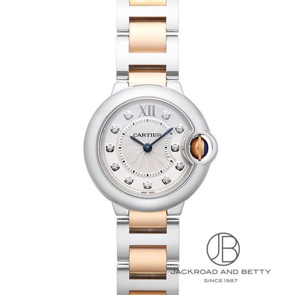 カルティエ CARTIER バロンブルー WE902030 新品 時計 レディース