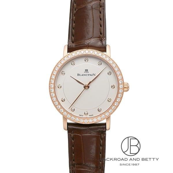 ブランパン BLANCPAIN ヴィルレ ウルトラスリム 6102-2987-55A 新品 時計 レディース