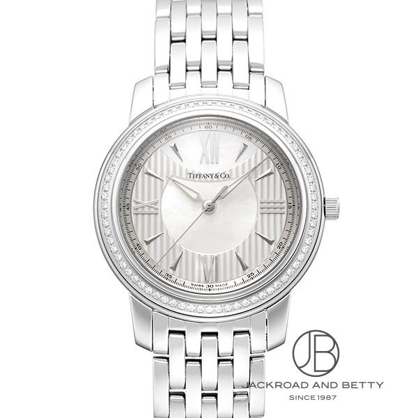 ティファニー TIFFANY&Co. マーク Z0046.17.10B91A00A 新品 時計 レディース