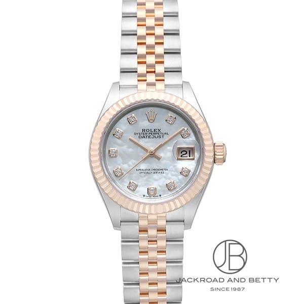 ロレックス ROLEX オイスターパーペチュアルデイトジャスト 279171NG 新品 時計 レディース