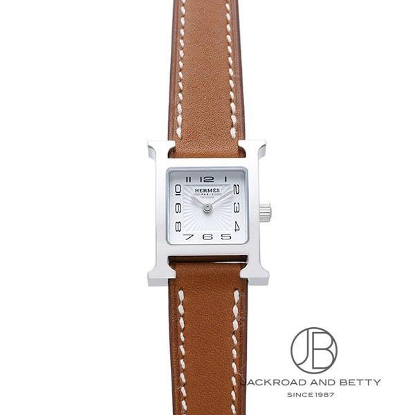 エルメス HERMES Hウォッチミニ 037961WW00 新品 時計 レディース