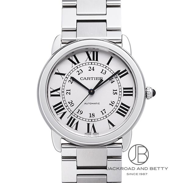カルティエ CARTIER ロンドソロ ドゥ カルティエ WSRN0012 【新品】 時計 メンズ