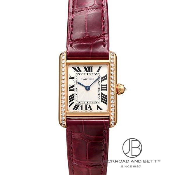 カルティエ CARTIER タンクルイ カルティエ WJTA0010 【新品】 時計 レディース