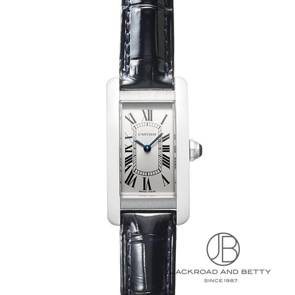 カルティエ CARTIER タンクアメリカン WSTA0016 新品 時計 レディース