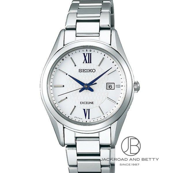 セイコー SEIKO エクセリーヌ SWCW145 新品 時計 レディース