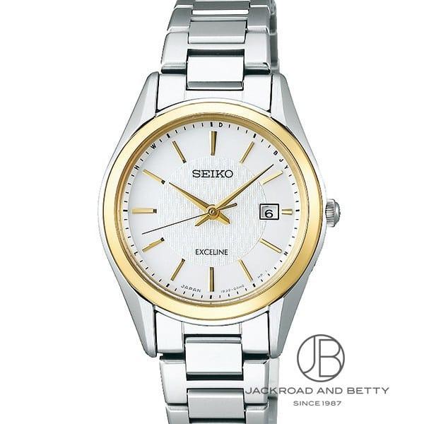セイコー SEIKO エクセリーヌ SWCW148 新品 時計 レディース