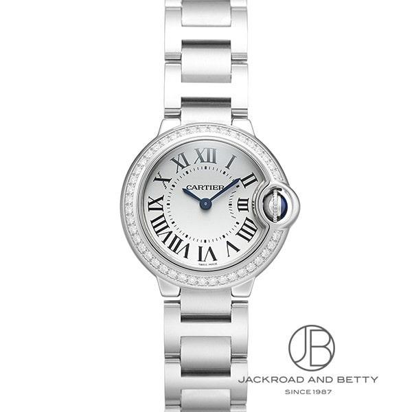 カルティエ CARTIER バロンブルー W4BB0015 新品 時計 レディース