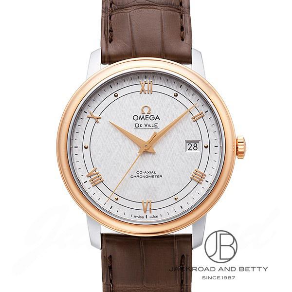 オメガ OMEGA デ・ヴィル プレステージ コーアクシャル 424.23.40.20.02.002 新品 時計 メンズ