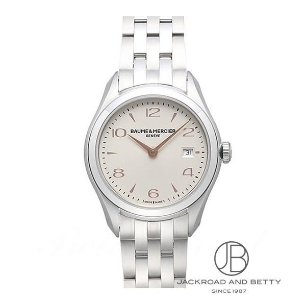 ボーム&メルシェ BAUME&MERCIER クリフトン M0A10175 新品 時計 レディース