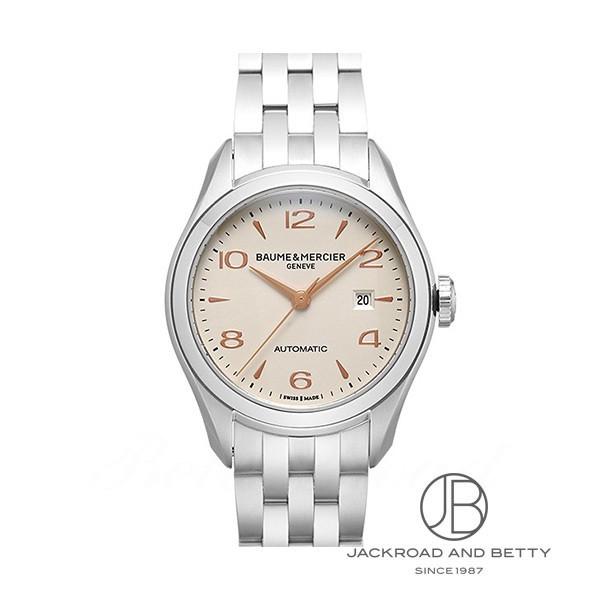 ボーム&メルシェ BAUME&MERCIER クリフトン M0A10150 新品 時計 レディース