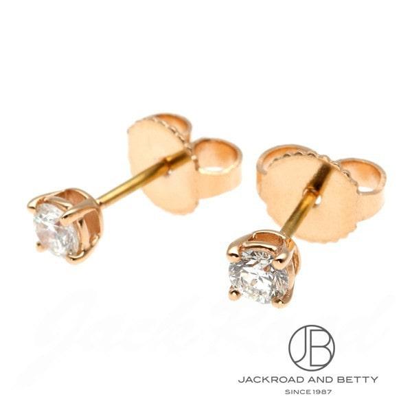 ティファニー TIFFANY&Co. ソリティアダイヤモンド ピアス 30420802 D:0.22ct 新品 ジュエリー ブランドジュエリー