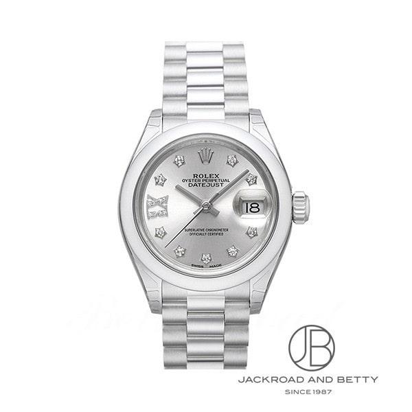 ロレックス ROLEX オイスターパーペチュアルデイトジャスト 279166 新品 時計 レディース