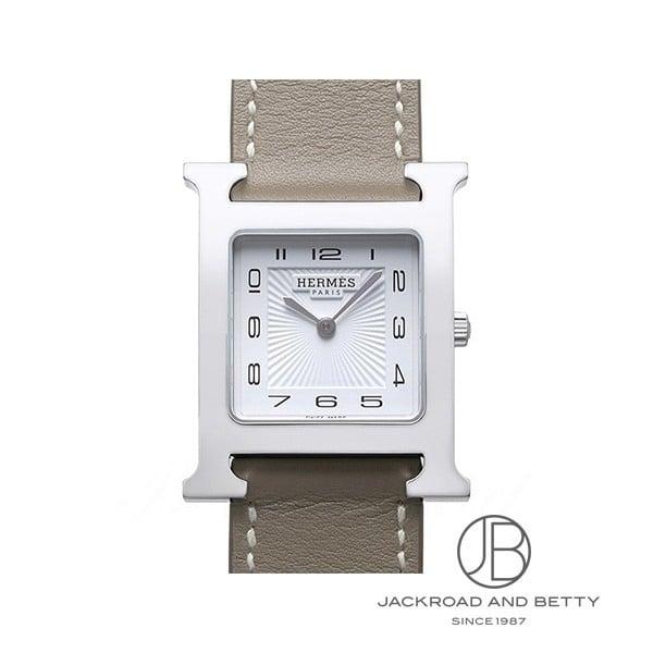エルメス HERMES Hウォッチ ドゥブルトゥール 036801WW00 新品 時計 レディース