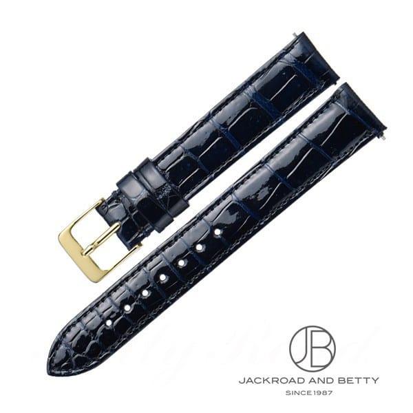 ベティーロード BettyRoad レディース オリジナル革ベルト・ワンタッチ加工付き 15mm(ネイビー) 【新品】 その他