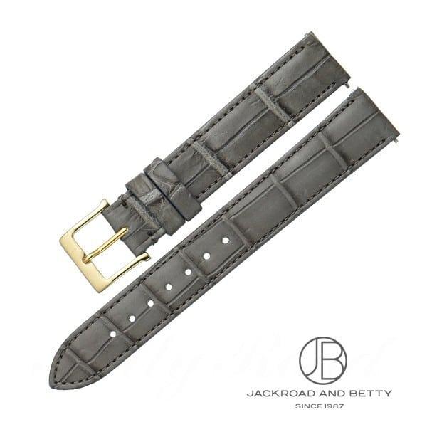 ベティーロード BettyRoad レディース オリジナル革ベルト・ワンタッチ加工付き 15mm(マットグレー) 【新品】 その他