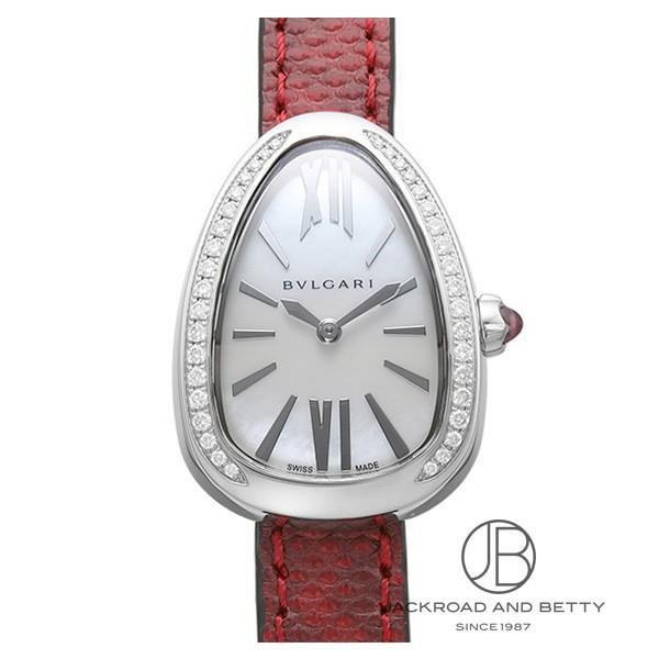 ブルガリ BVLGARI セルペンティ SP32WSDL 新品 時計 レディース