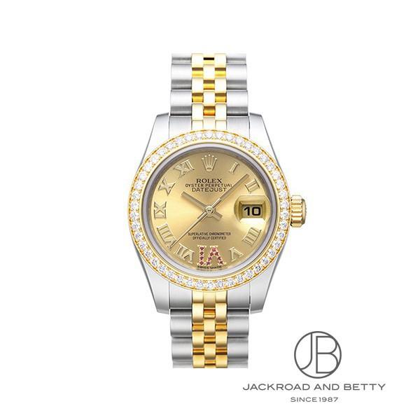 ロレックス ROLEX オイスターパーペチュアルデイトジャスト 179383 新品 時計 レディース