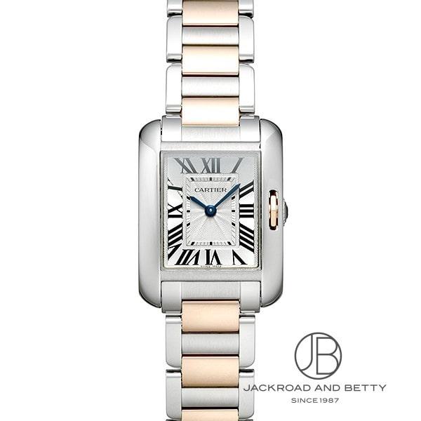 カルティエ CARTIER タンクアングレーズ W5310036 新品 時計 レディース