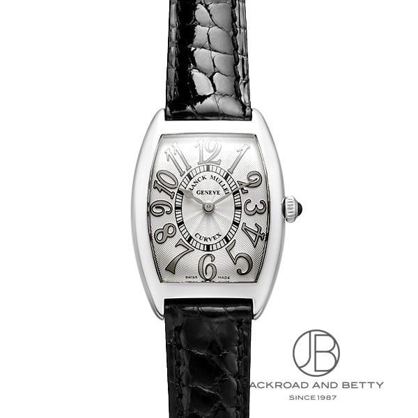 フランク・ミュラー FRANCK MULLER トノーカーベックス レリーフ 1752QZ 新品 時計 レディース