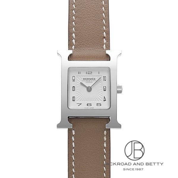 エルメス HERMES Hウォッチ ドゥブルトゥール 036721WW00 新品 時計 レディース