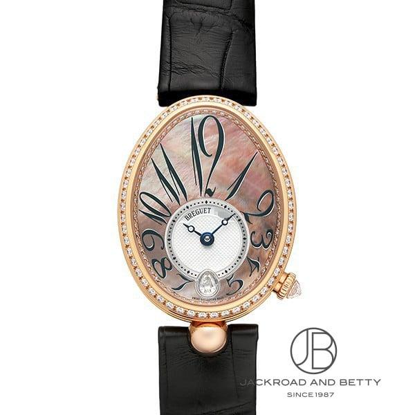 ブレゲ Breguet クィーン オブ ネイプルズ 8918BR/5T/964 D00D 新品 時計 レディース
