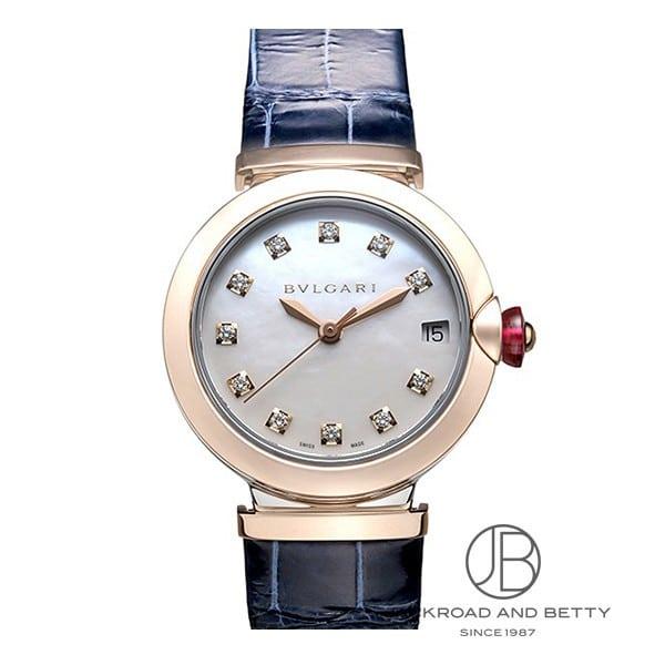 ブルガリ BVLGARI ルチェア LU33WSPGLD/11 新品 時計 レディース
